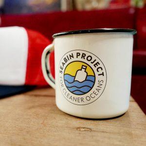 tin mug seabin project